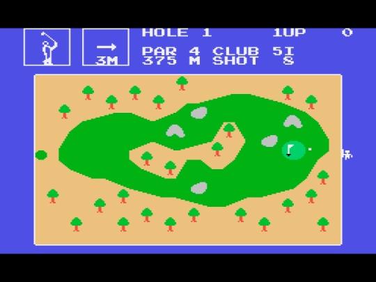 Champion Golf (Japan)000