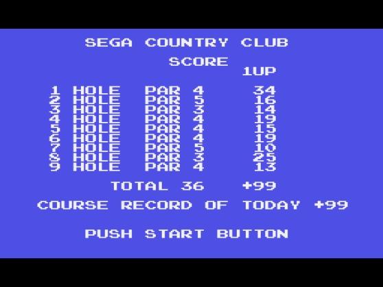 Champion Golf (Japan)002