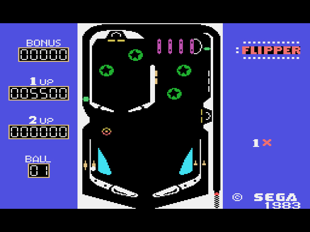 Sega Flipper (Japan) (40kB)000