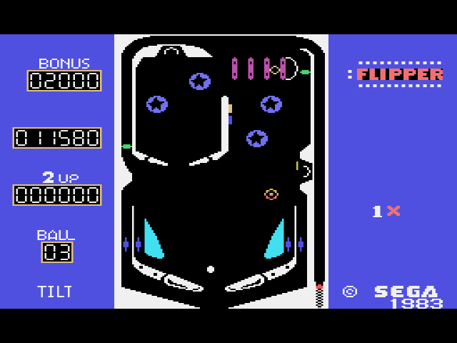 Sega Flipper (Japan) (40kB)001