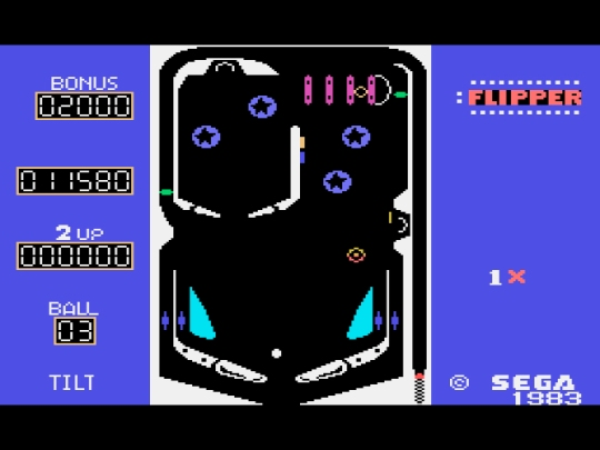 Sega Flipper (Japan) (40kB)001