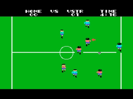 Champion Soccer (Japan)001