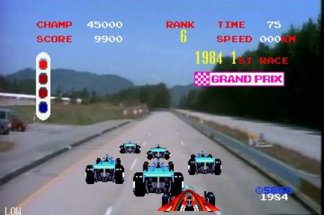 GP World Arcade