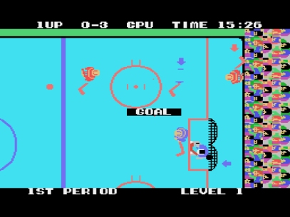 Champion Ice Hockey (Japan)000