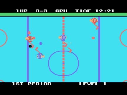 Champion Ice Hockey (Japan)001