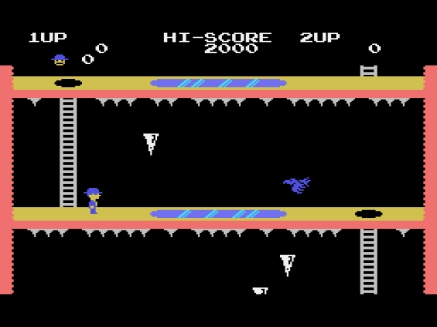 Pitfall II - The Lost Caverns (Japan)000
