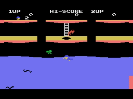 Pitfall II - The Lost Caverns (Japan)001