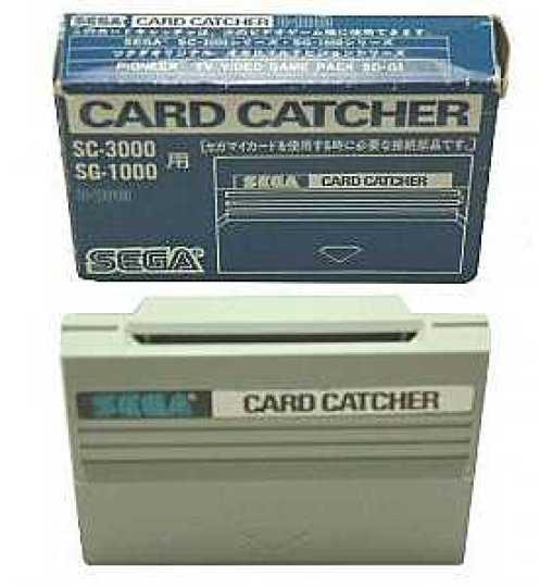 Sega SG-1000 Card Catcher