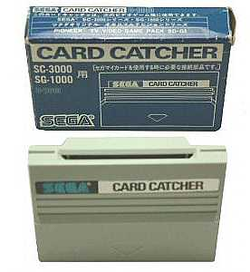 Sega SG-1000 Card Catcher