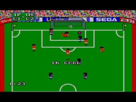 Great Soccer (J) [!]001
