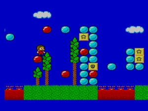 Alex Kidd in Miracle World (UE) (V2