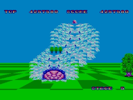 Space Harrier (UE) [!]002