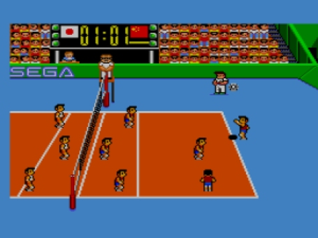 Great Volleyball (UE) [!]003
