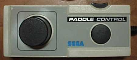 Paddlecontroller