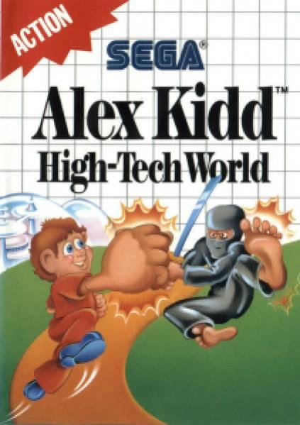 AlexKiddHighTech