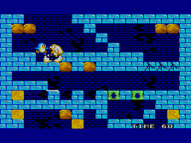 Penguin Land - Sega Does