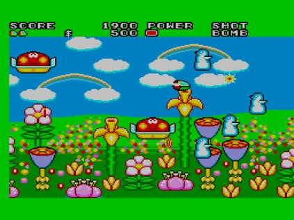 Fantasy Zone II - The Tears of Opa-Opa (UE) [!]000