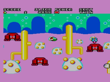 Fantasy Zone II - The Tears of Opa-Opa (UE) [!]001