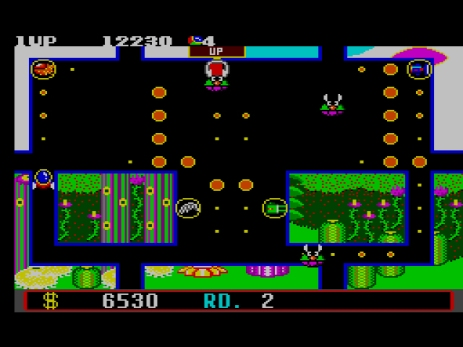 Fantasy Zone - The Maze (UE) [!]000