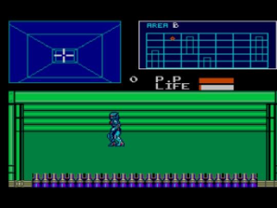 Cyborg Hunter (UE) [!]001
