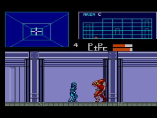 Cyborg Hunter (UE) [!]002
