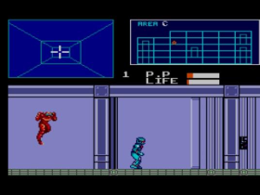 Cyborg Hunter (UE) [!]003