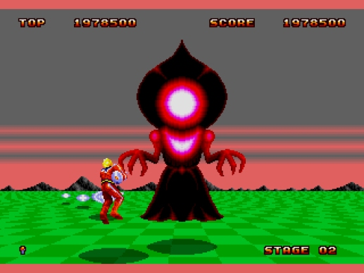 Space Harrier II (UE) [!]002