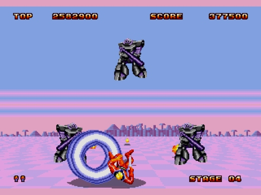 Space Harrier II (UE) [!]003