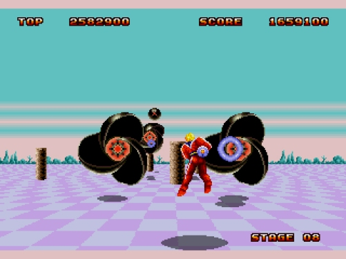 Space Harrier II (UE) [!]004