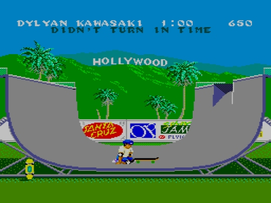 California Games (UE) [!]000