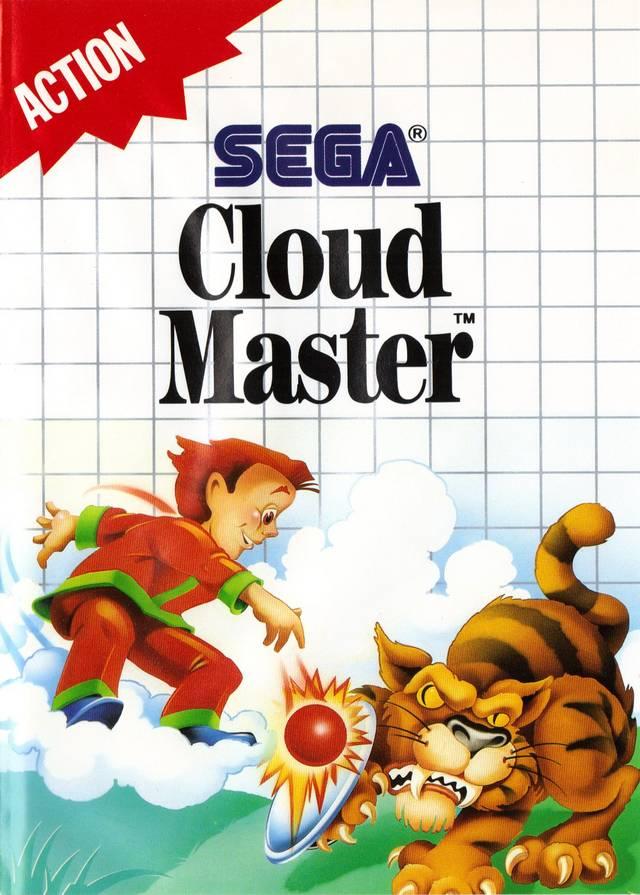 Cloud Master / Master System / 1989 / Sega Does
