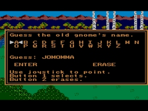 King's Quest - Quest for the Crown (U) [!]004