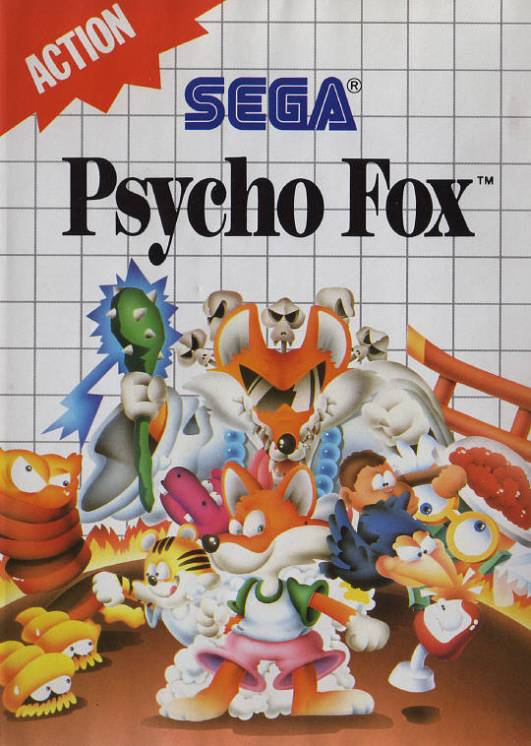 PsychoFox