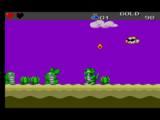 Wonder Boy III - The Dragon's Trap (UE) [!]001