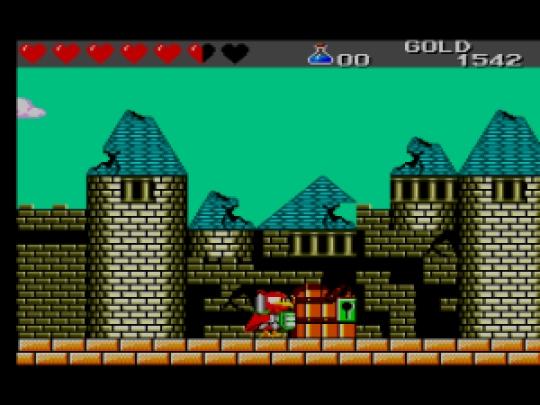 Wonder Boy III - The Dragon's Trap (UE) [!]009