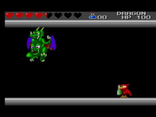Wonder Boy III - The Dragon's Trap (UE) [!]011