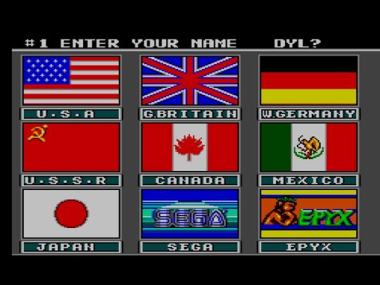 World Games (E) [!]005