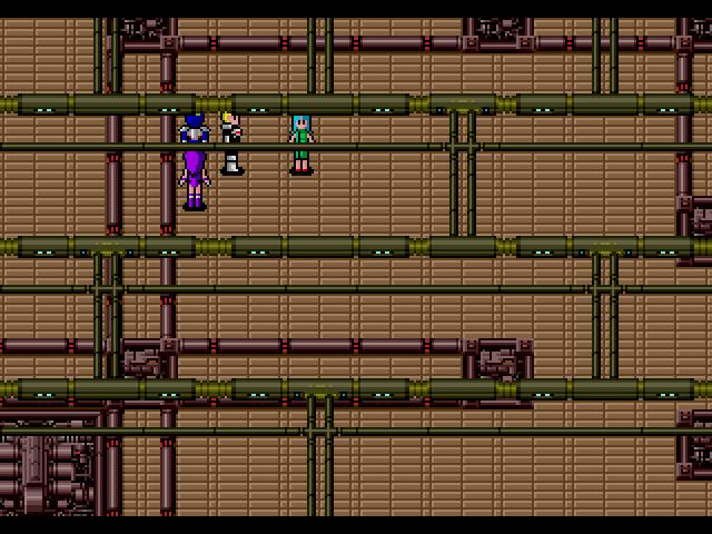 Phantasy Star Ii Part One Genesis 1989 Sega Does