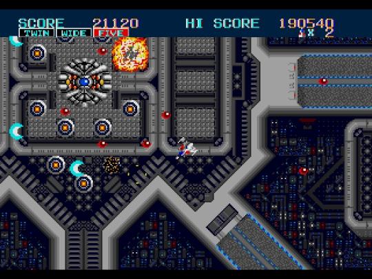 Thunder Force II (U) [!]004
