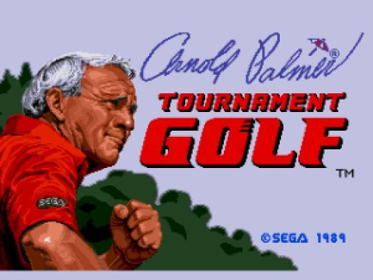 Arnold Palmer Tournament Golf (UE) [!]000