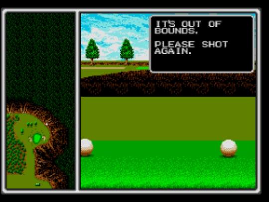 Arnold Palmer Tournament Golf (UE) [!]005