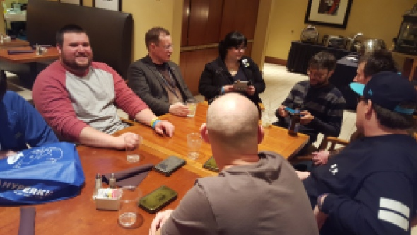 Retronauts Meetup Part 1