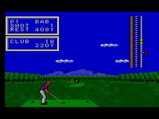 Golf Mania (E) [!]002