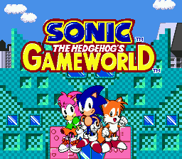 SonicGameworld