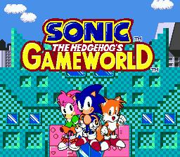 SonicGameworld