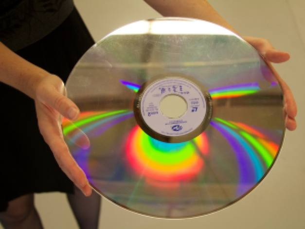 LaserActive Disk