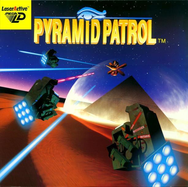 PyramidPatrol