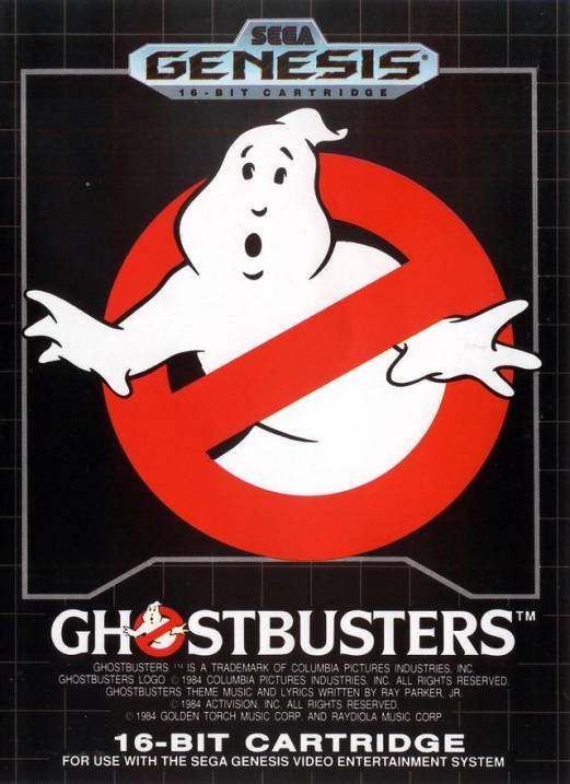 ghostbustersus