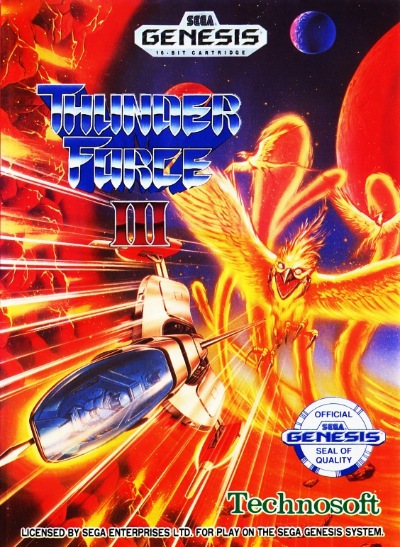 thunderforceiiius